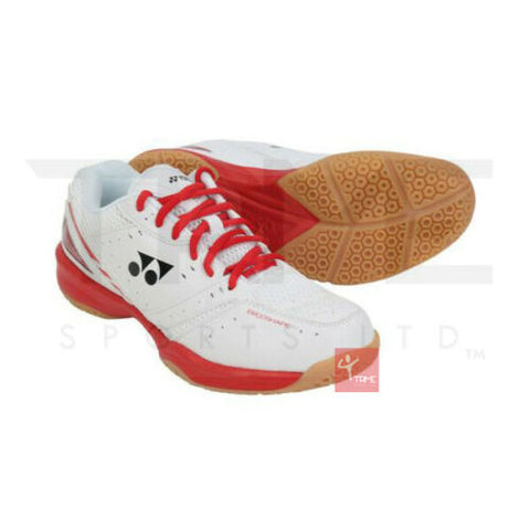 Yonex Power Cushion 30 Badminton Shoes (White)