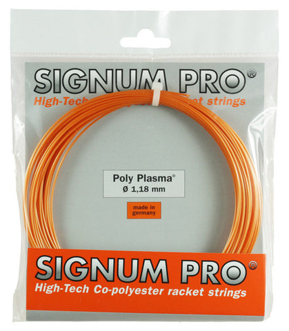 Signum Pro Poly Plasma Tennis String Set
