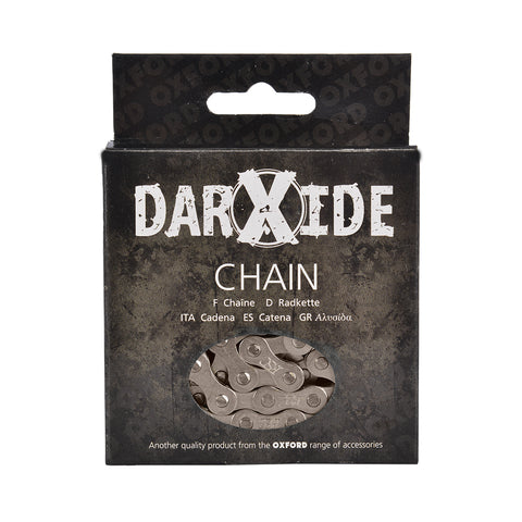 "Oxford Darxide Bicycle Cycle Bike BMX 1/2"" x 1/8"" Chain (Various Colours)"