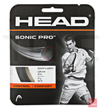 Head Sonic Pro 17 / 1.25mm Tennis String Set