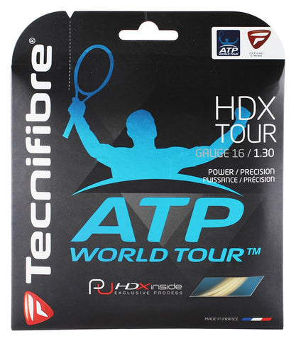 Tecnifibre HDX Tour Tennis String Set