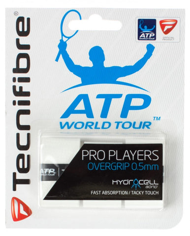 Tecnifibre ATP Pro Players Overgrip - 3 Pack