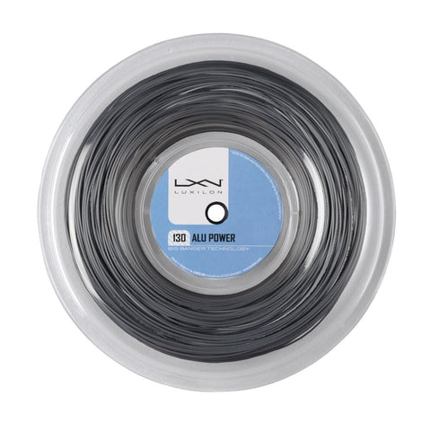 Luxilon Alu Power 130 Tennis String 200m Reel