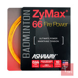 Ashaway Zymax 66 Fire Power Badminton Set