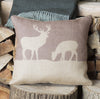' Stag and Deer ' Cushion