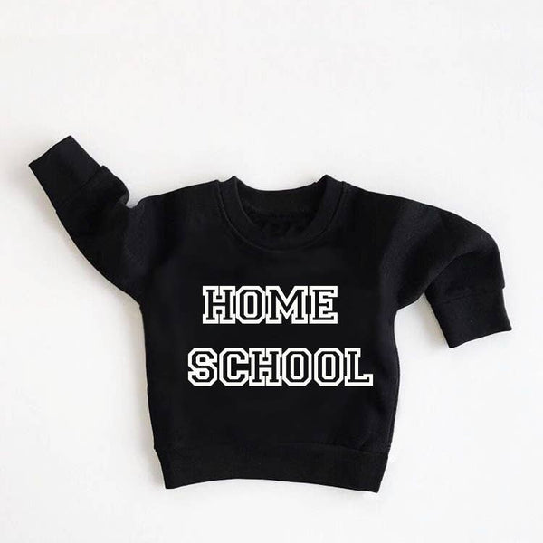 Home School Kids Sweatshirt