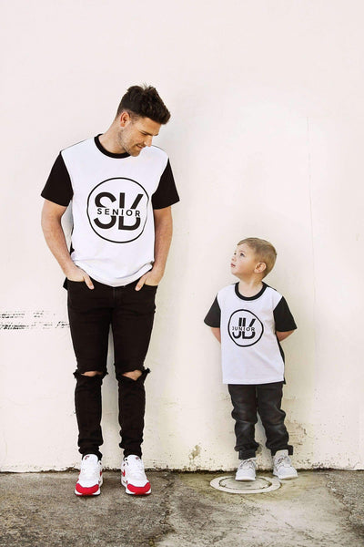 Daddy And Me - SR And JR Shirts (Senior And Junior)