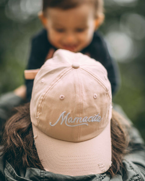 Distressed Mamacita Hat