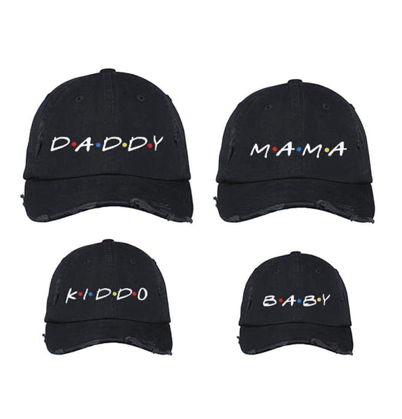 Family Friends Collection (Daddy, Mama, Kiddo, Baby)