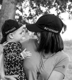 Load image into Gallery viewer, Hats - Distressed Motherhood Hat