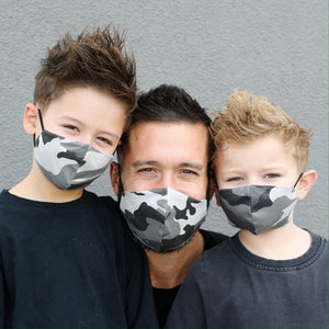 Daddy and Me Camo Masks