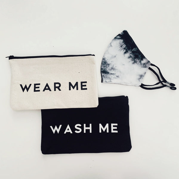 RONA BAGS - Wear Me, Wash Me Set (2 pieces)