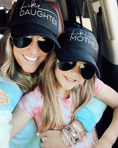 Like Mother Like Daughter - Mommy and Me Hats