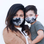 Load image into Gallery viewer, Mommy and Me Tie Dye Masks