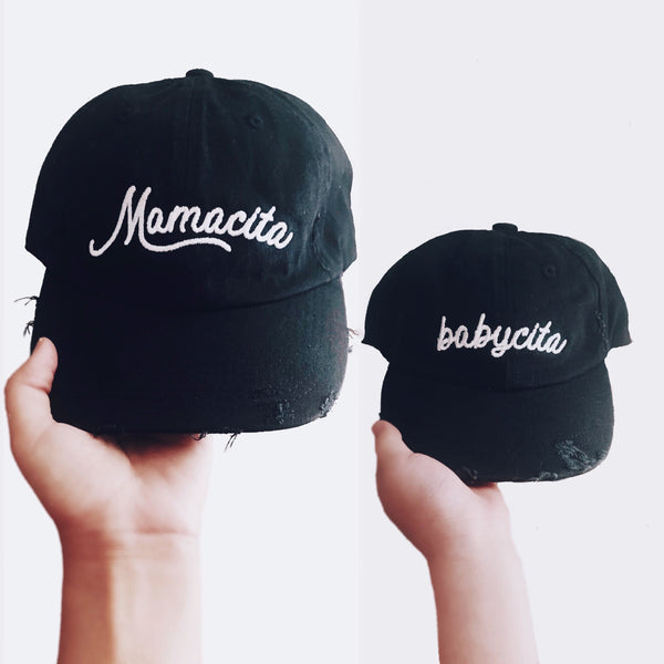 Mamacita and Babycita Hats