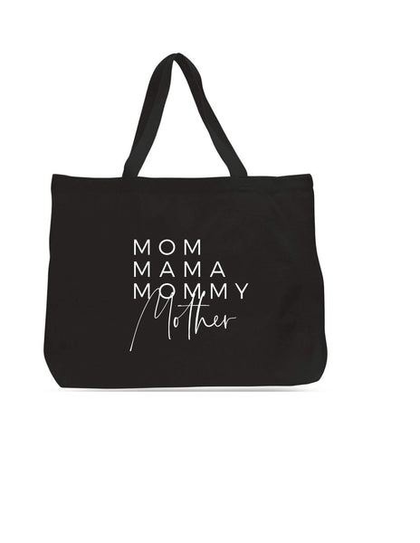 Mom Names Tote Bag