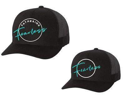 Fathering Fearless + Fearless Hats (Unisex Children's Hats) 1