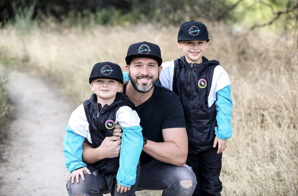 NEW! Fathering Fearless + Fearless Hats (Unisex Children's Hats)