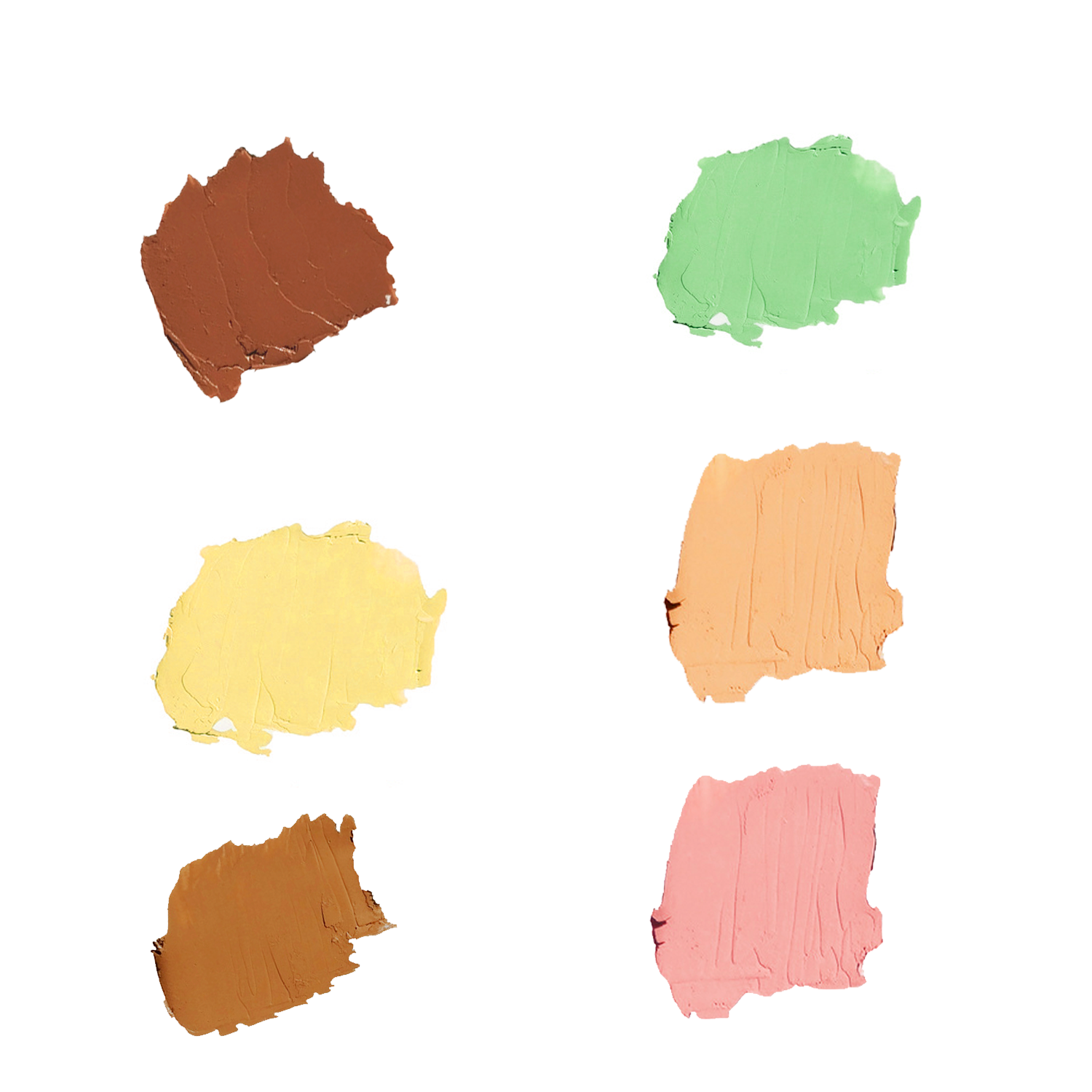 Color Correctors - SAMPLES