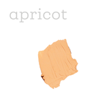 apricot color corrector swatch