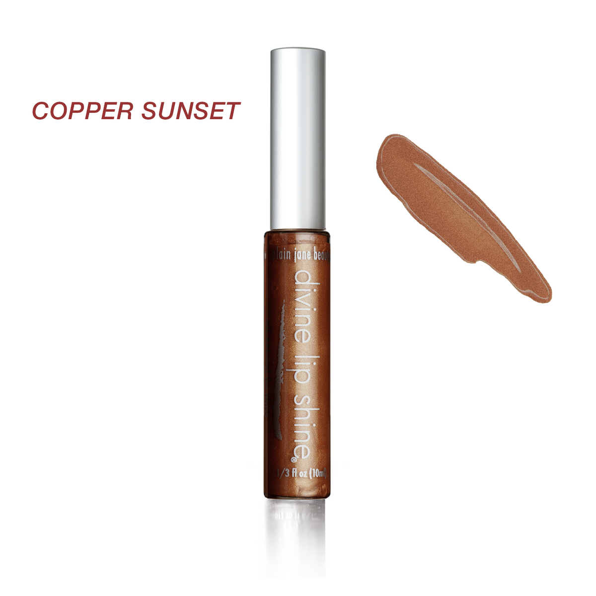 Divine Lip Shine - Copper Sunset