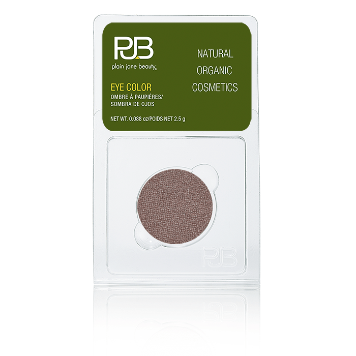 Plain Jane Beauty Eye Shadow - Cedar #11