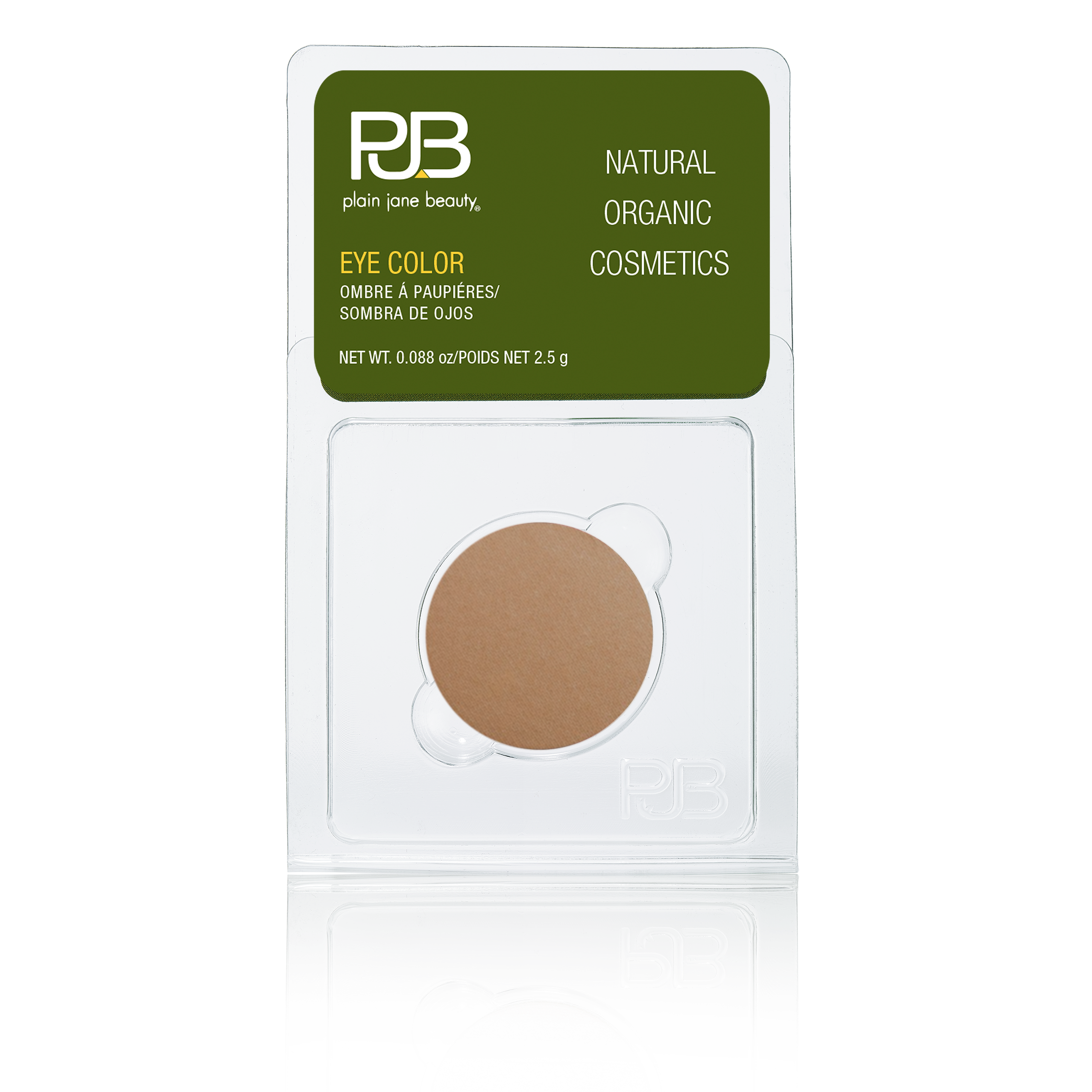 Plain Jane Beauty - natural eye shadow - matte