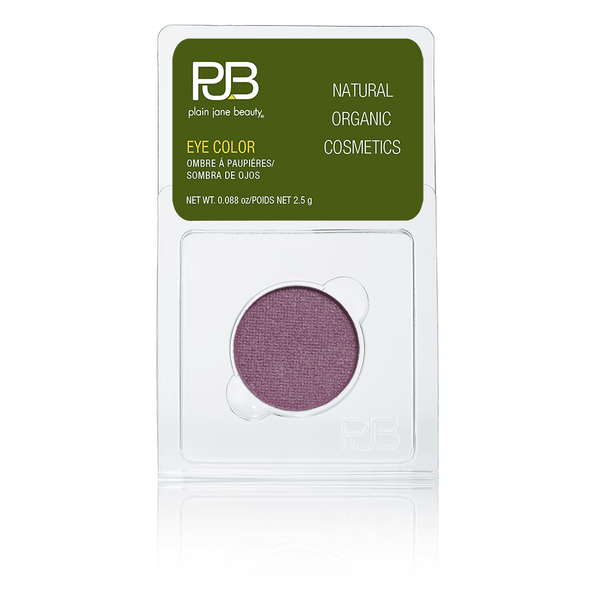 Violet Shimmer Eye Shadow - Plain Jane Beauty
