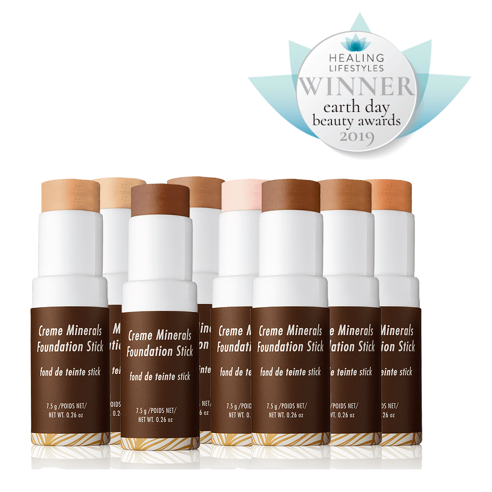 Creme Minerals Foundation Stick