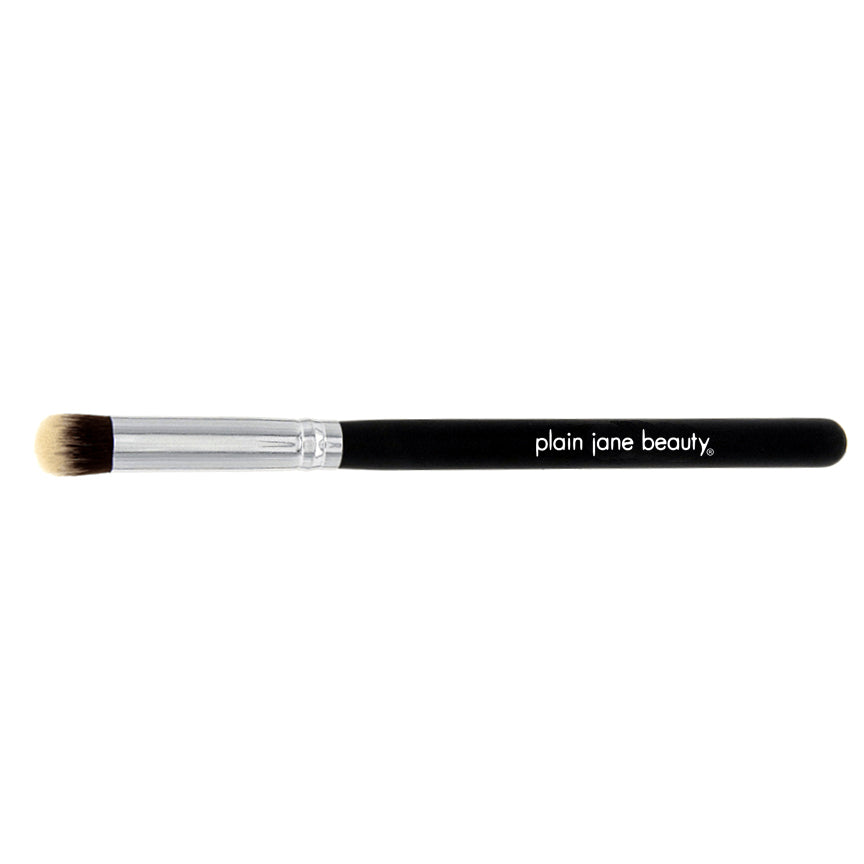 vegan round blender makeup brush