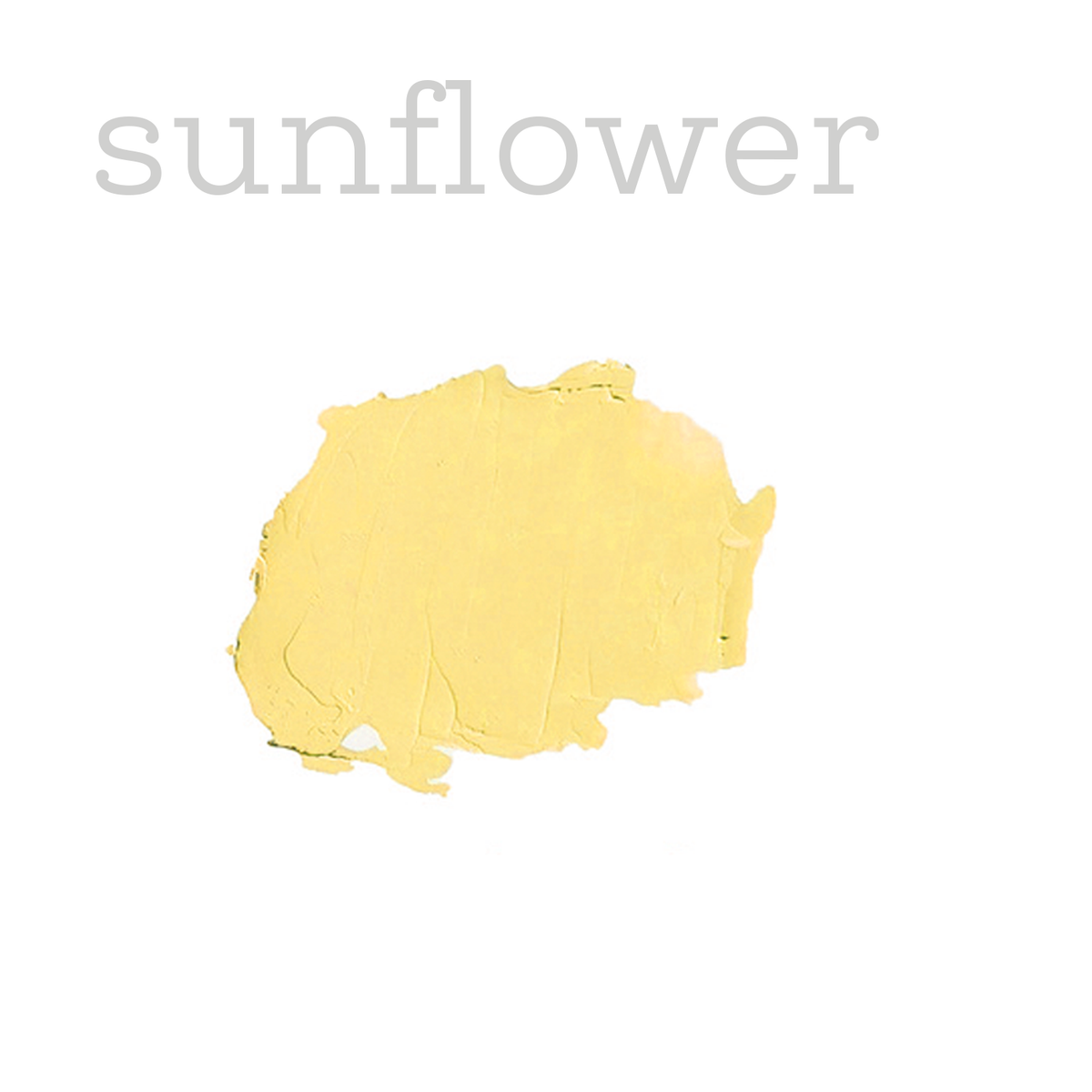 yellow color corrector swatch