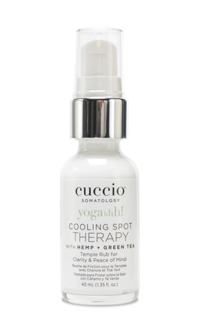 Cuccio Somatology Cooling Spot Therapy with Hemp 1.35oz.