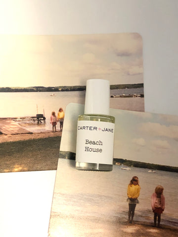 Carter + Jane Beach House Roll-On Aroma