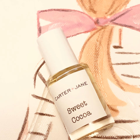 Carter + Jane Sweet Cocoa Roll-On Aroma