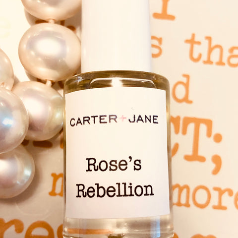 Carter + Jane Rose's Rebellion Roll-On Aroma