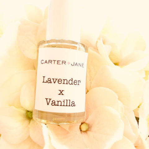 Carter + Jane Lavender x Vanilla Roll-On Aroma