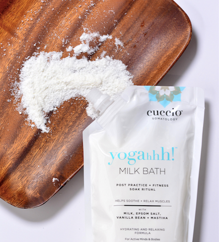 Cuccio Somatology—Yogahhh! Milk Bath 16oz.