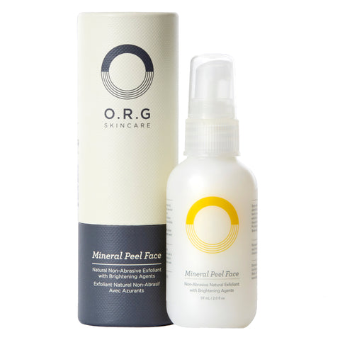 O.R.G Mineral Peel Face - 59ml