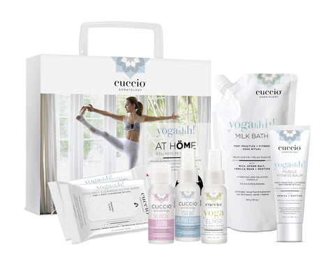 Cuccio Somatology Wellness Reatreat Kit