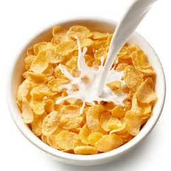 Frosted Flakes and Milk