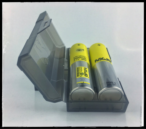 18650 Cubby Gorilla Battery Case