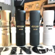 el Thunder 20700 Tube