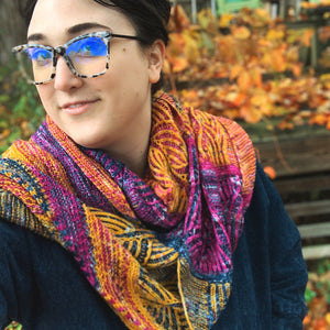 Arcana Shawl Kit - Ready to Ship