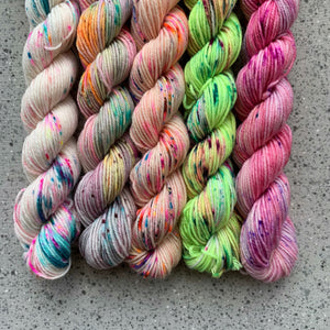 Barbie Mini Skein Set - Ready to Ship