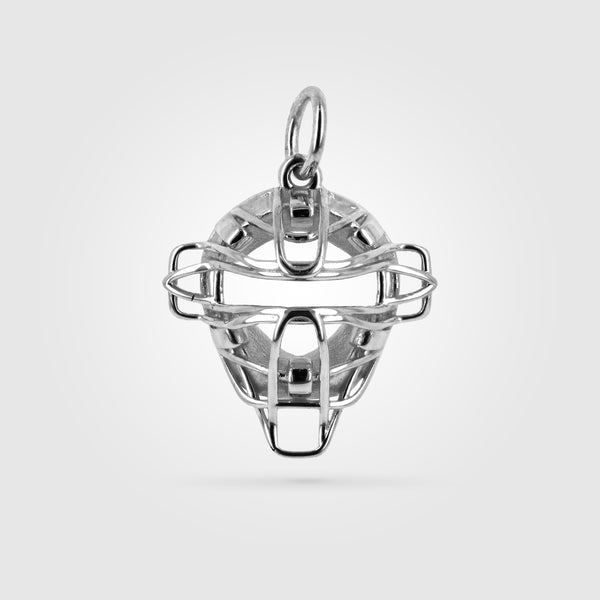Catchers Mask Bracelet Charm