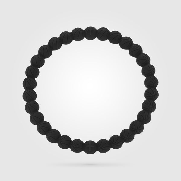 Basketball Power Bracelet Black