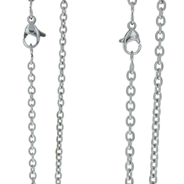Stainless Steel Chain - All In Faith