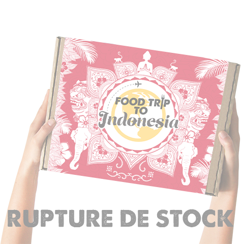 FOOD TRIP TO INDONESIA