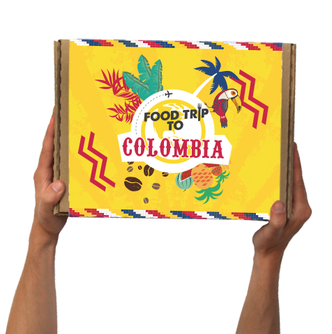 FOOD TRIP TO COLOMBIA
