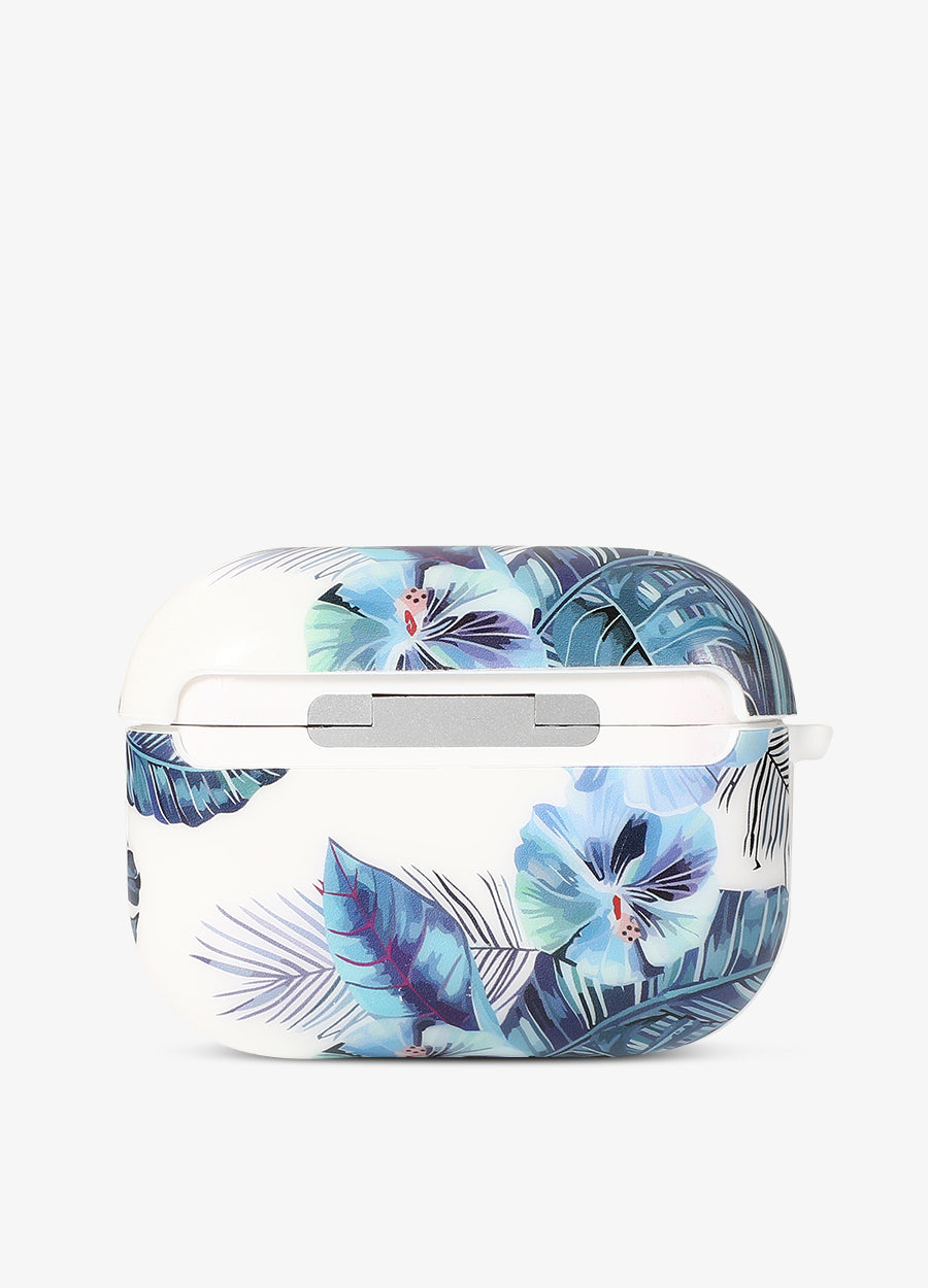Blue Tropic AirPod Case